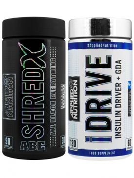 Applied Nutrition Shred-X / iDrive Fat Loss Stack