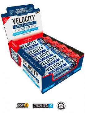 Applied Nutrition Velocity Isotonic Energy Gel (20x60g)