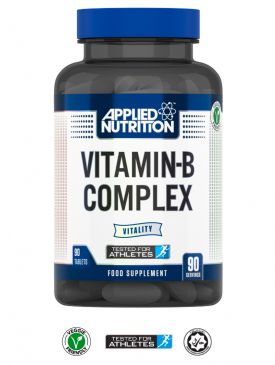 Applied Nutrition Vitamin-B Complex (90 V Tabs)