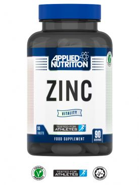 Applied Nutrition Zinc (90 V Tabs)