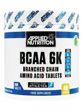 Applied Nutrition BCAA 6k (240 Tablets)