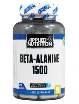 Applied Nutrition Beta Alanine 1500 (60 Caps)