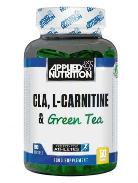 Applied Nutrition CLA, L-carnitine & Green Tea