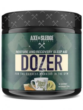Axe & Sledge Dozer (174g)