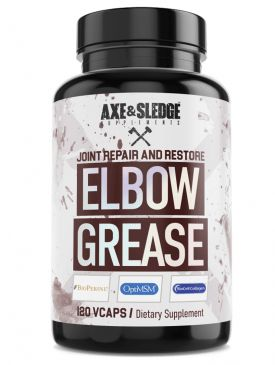 Axe & Sledge Elbow Grease (120 VCaps)