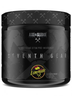 Axe & Sledge Seventh Gear Pre-Workout (294g)