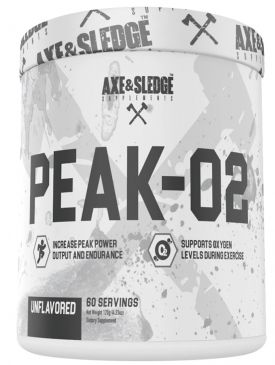 Axe & Sledge Peak - 02 (120g)