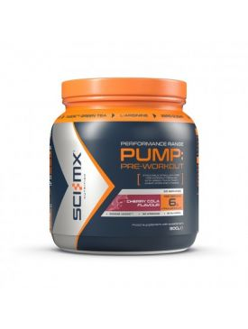 Sci-MX Pump Pre-Workout