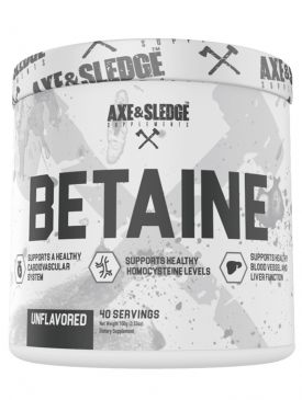 Axe & Sledge Betaine (100g)