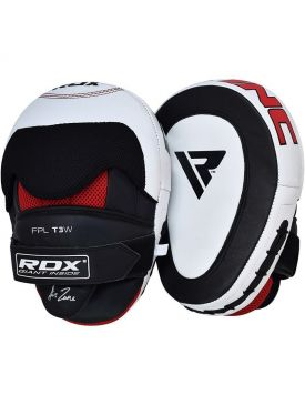 RDX T3 Zero Impact Leather Boxing Pads