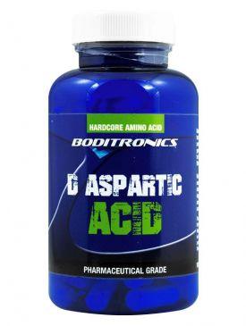Boditronics D-Aspartic Acid (80 Caps)