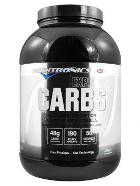 Boditronics Express Carbs (2.5kg)