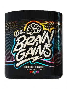 Brain Gains Black Edition (300G)