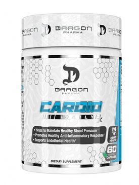 Dragon Pharma Cardio RX (30 Servings)