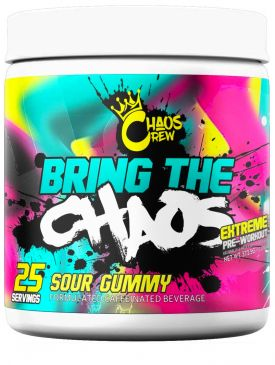 Chaos Crew Bring The Chaos (372g)