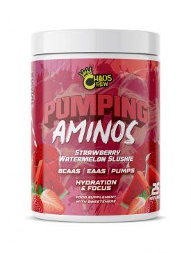 Chaos Crew Pumping Aminos 317g