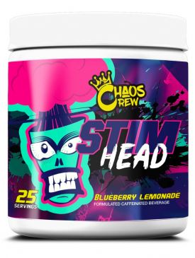 Chaos Crew Stim Head (207g)