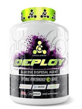 Chemical Warfare Deploy Glucose Disposal Agent (150 Caps)