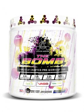 Chemical Warfare The Bomb (30 Servings)