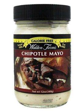 Walden Farms Mayo - Chipotle Mayo (340g)