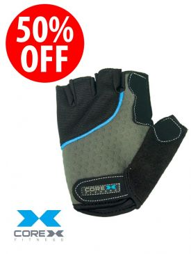 50% OFF - CoreX Fitness Elite Lifting Gloves - Large