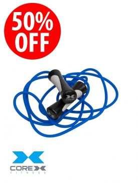 50% OFF - CoreX Charge Skipping Rope