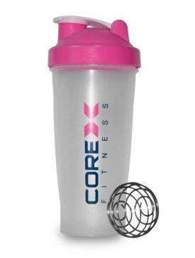 CoreX Deluxe Shaker - Pink (600ml)