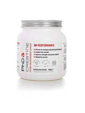 PhD Nutrition Creatine Monohydrate (250g)