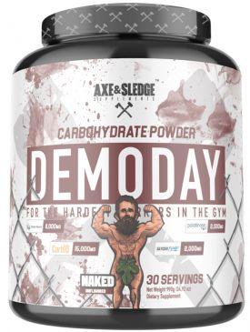 Axe & Sledge Demo Day (990g)