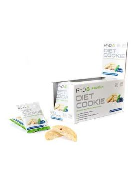 PhD Nutrition Diet Cookies (12x50g)
