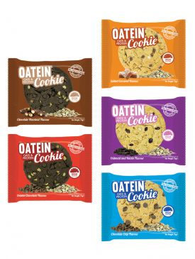 Oatein Cookie - 20 For £20 - Taster Box