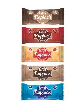 Low Sugar Flapjack Taster Box - 20 Flapjacks For £20