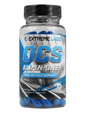 Extreme Labs OCS On Cycle Support (90 Caps)