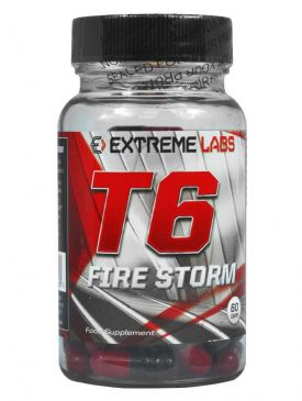 Extreme Labs T6 Fire Storm