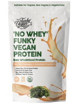 Funky Vegan 'No Whey' Funky Vegan Protein (500g)