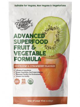 Funky Vegan Advanced Superfood Fruit & Veg Formula (500g)