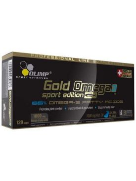 Olimp Gold Omega 3 Sport Edition (120)