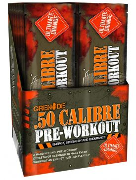 Grenade 50 Calibre Preloaded (25 Sachets)