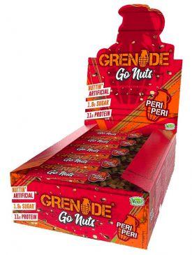 Grenade Carb Killa Go Nuts (15x40g)
