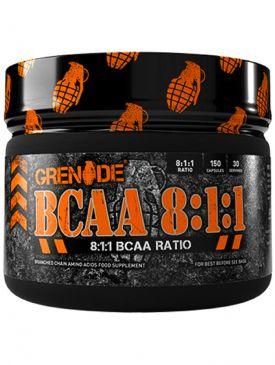 Grenade BCAA 8:1:1 (150 Caps)