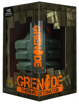 Grenade Thermo Detonator Fat Burner (100)