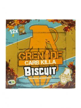 Grenade Carb Killa Biscuit (12 x 50g)
