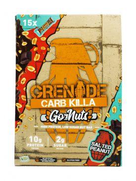 Grenade Carb Killa Go Nuts (15 x 40g)
