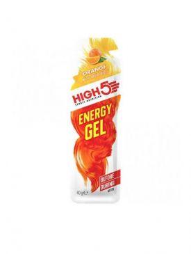 High5 Energy Gel Single (40g) Caffeine Free