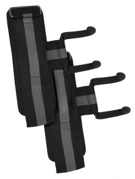 Hook Grip Lifting Straps - Brand May Vary