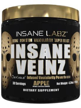 Insane Labz Insane Veinz Gold (179.8g)