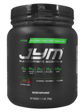 CLEARANCE - Pre Jym Pre-Workout (780g)