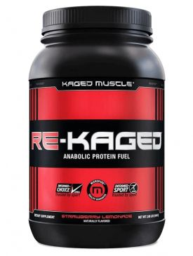 Kaged Muscle Re-Kaged 20 Servings