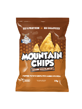 Muscle Moose Mountain Chips - Bangin' BBQ