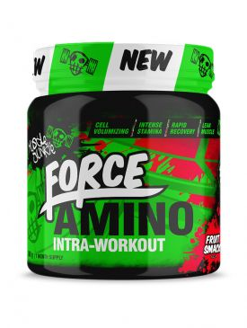 Muscel Junkie Force Amino (380g)
